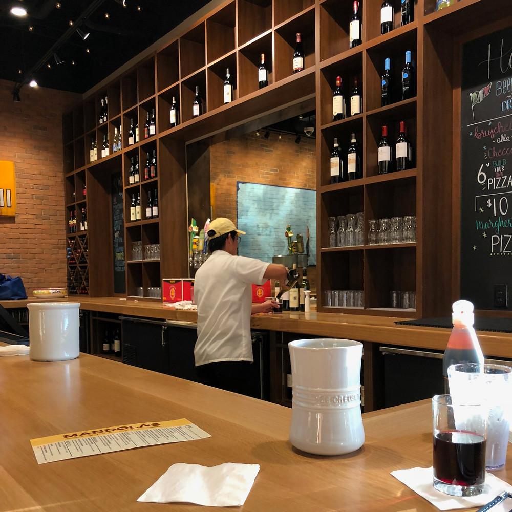 Mandola's Cedar Park Wine Bar