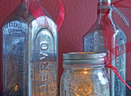 DIY : Mercury Glass Art