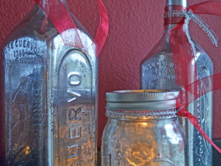 DIY : Mercury Glass Art