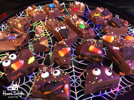 "Halloween ""Boo Bark"" Recipe"