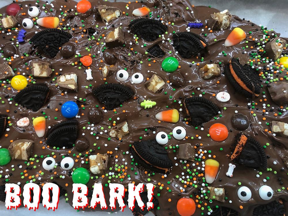 Boo Bark Recipe