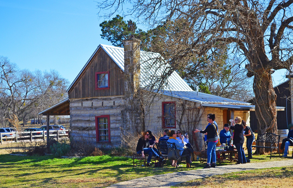 Texas Wine Country Charm