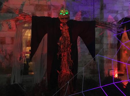 DIY : Halloween Scarecrow