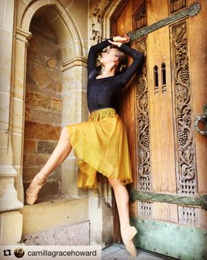 Camilla Grace Howard | Forrest Academy of Ballet NY