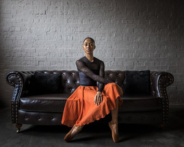 Kemi Photographed by Paul Hassell