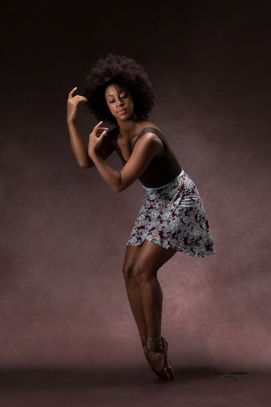 Isabela Photographed by Angela Zaremba