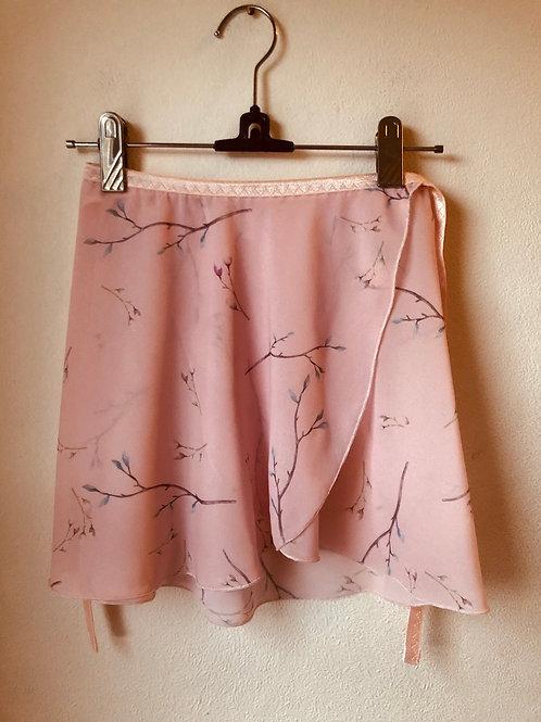 Vintage Blossom Wrap, Short, XS/Child
