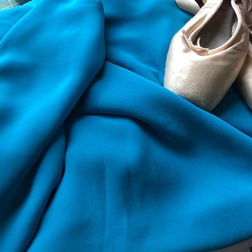 Circle Rehearsal Skirt Island Blue