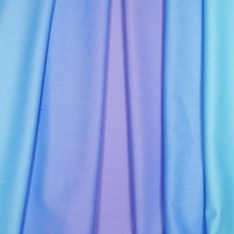Splits eco SAB skirt Turquoise Ombré
