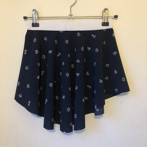 Navy Rose Swish SAB