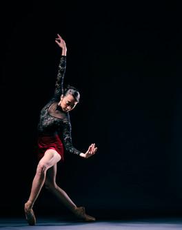 Mia Lee Photographed by Robert Altman