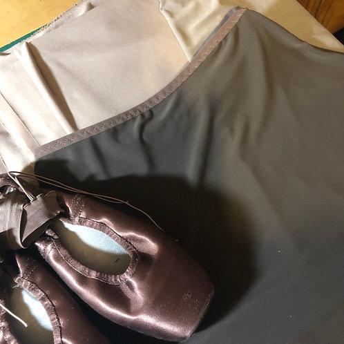 SAB Slim Nude Brown narrow waistband