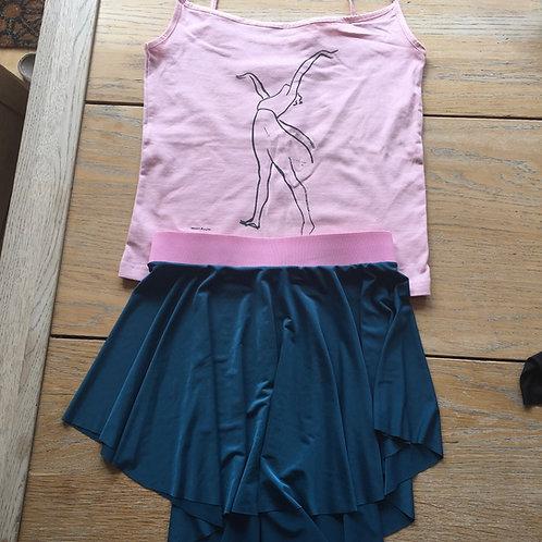 Lopokova No 8 Camisole Pale Pink