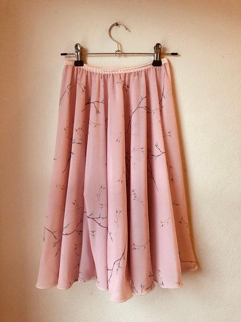 Vintage Blossom Rehearsal Skirt