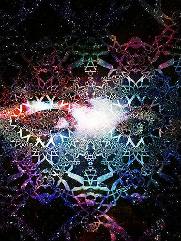 Cosmic Eye print