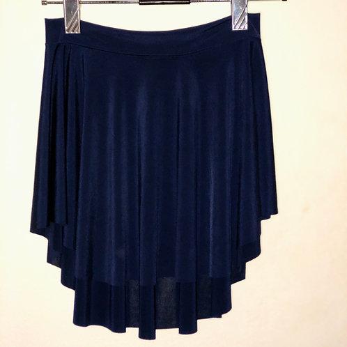 Navy Blue Silky Swish
