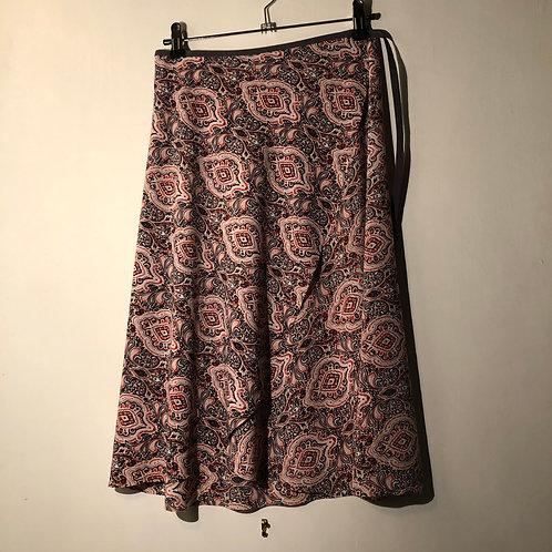 Pina Wrap skirt, long, small
