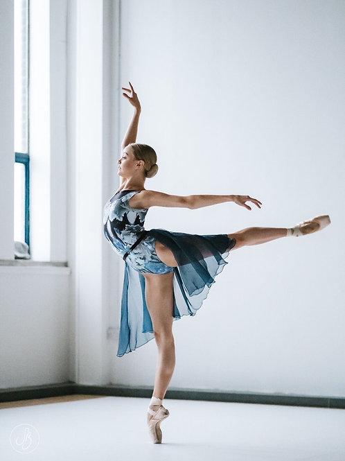 Iris Lyrical Skirt Shimmer