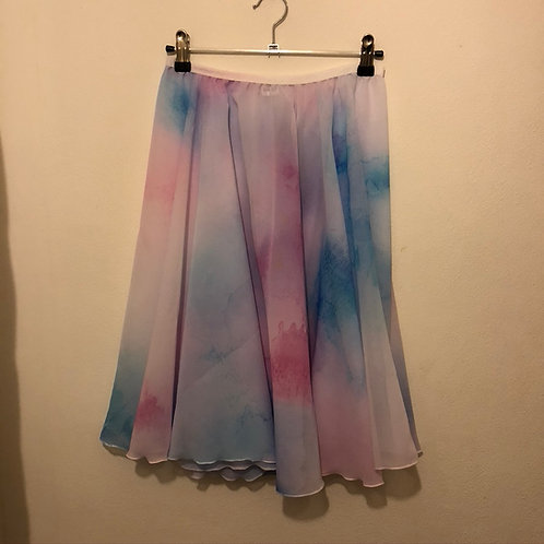 Watercolour Rehearsal Skirt | Ukiyo