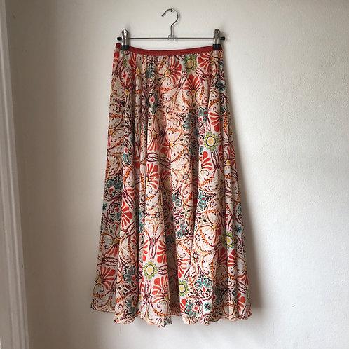 Marrakech Etta midi length skirt