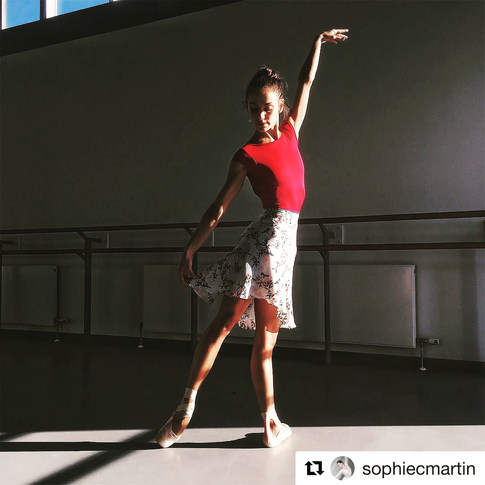 Sophie  Martin | Principal Scottish Ballet