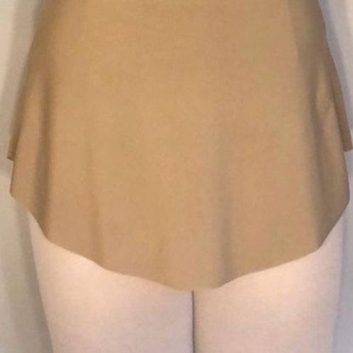 SAB Slim Nude Ginger narrow waistband