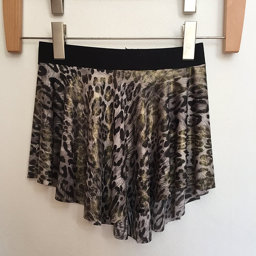 Tropical Pressure Twirl Skirt