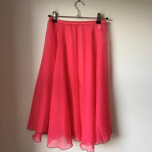Rehearsal Skirt Crimson Pink