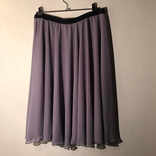"""Rehearsal Skirt Cobweb 30"""" waist"""