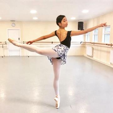 Uyu Hiromoto | BBC young dancer finalist 2017