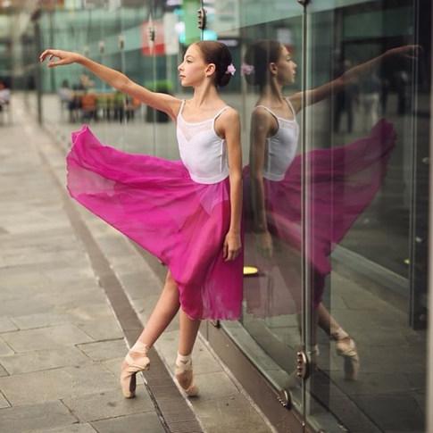 Tianie-Finn Grainger, Royal Ballet School