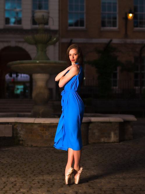 La Source 'Las Salinas' Silk Dress