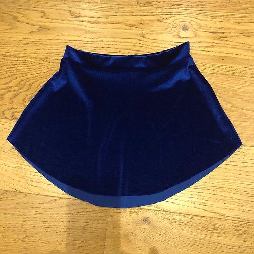Royal Blue SAB Smooth Velvet