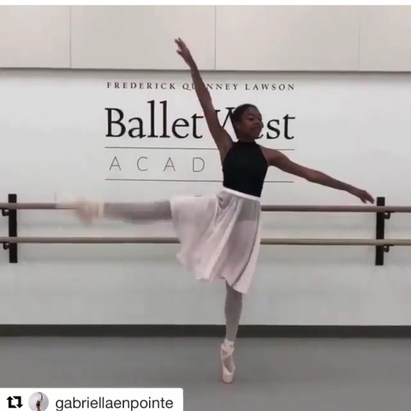 Gabriella Van Lier | Brown Girls Do Ballet Ambassador