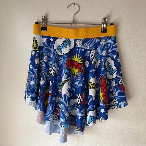 POW! SAB & Wrap skirts