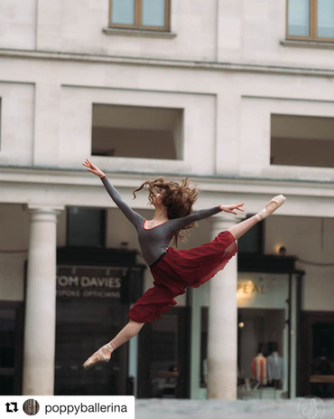 Poppy Frankel | The Royal Ballet School