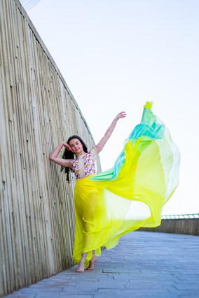 Saffron Photographed by Maisie Hamilton