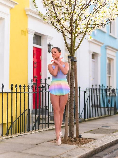 eco SAB skirt rainbow