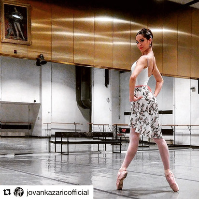 Jovanka Zarić | Soloist National Theatre of Belgrade