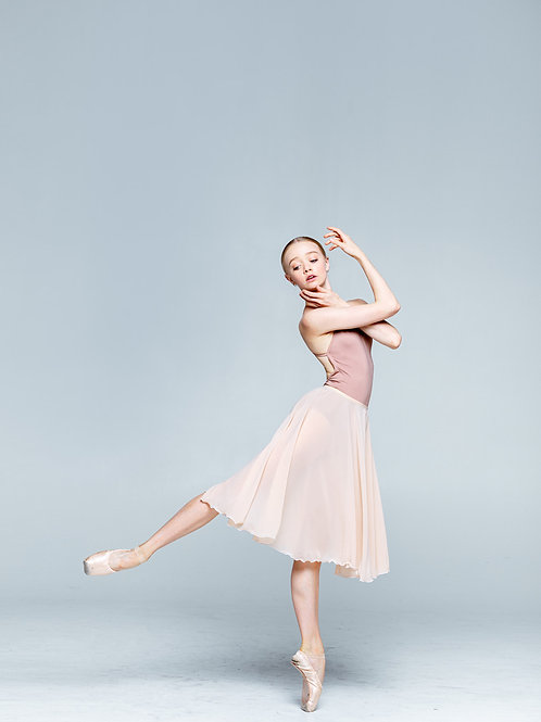 Cashmere Rehearsal Skirt