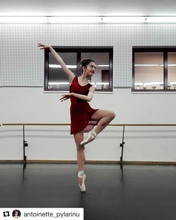 Antoinette Pylarinu | Austria