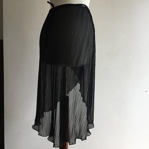 Black Pleats