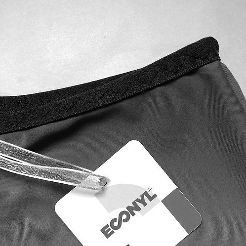 Eco SAB | Narrow Waistband |Slim Black
