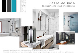 Moodboard Salle de Bains