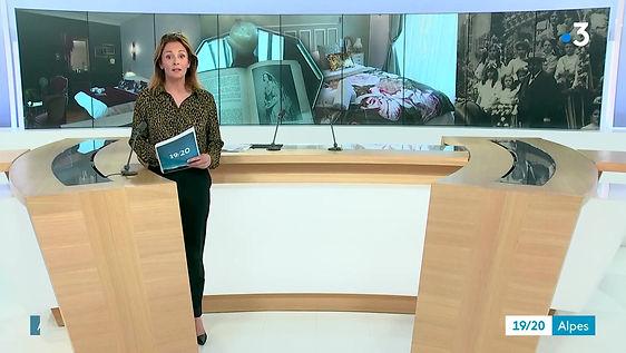 Reportage France 3 Dormir à la Belle époque