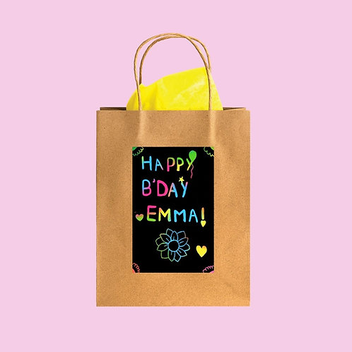 Craft Gift Bags