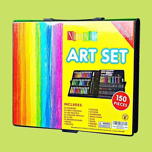Art Gift Sets  - 150 Pcs