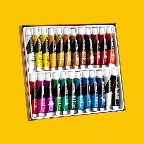Acrylic Paints Set