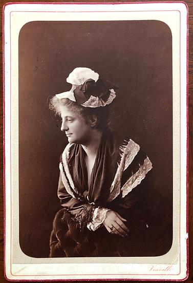 Portrait of the Venetian Countess Andriana Marcello 1839-1893