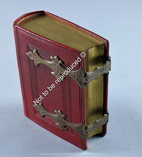 Rare CDV Album of the Italian Risorgimento c. 1865
